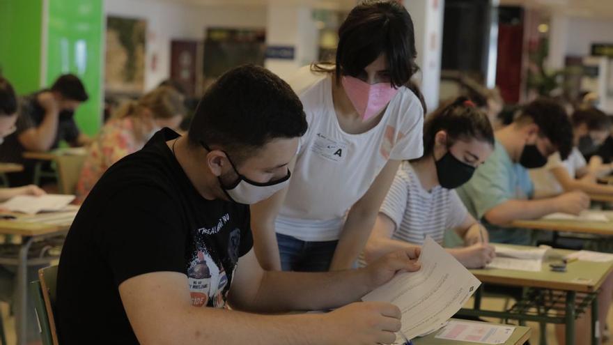 El 92,5 % de los estudiantes de Baleares aprueban la selectividad en la convocatoria de junio