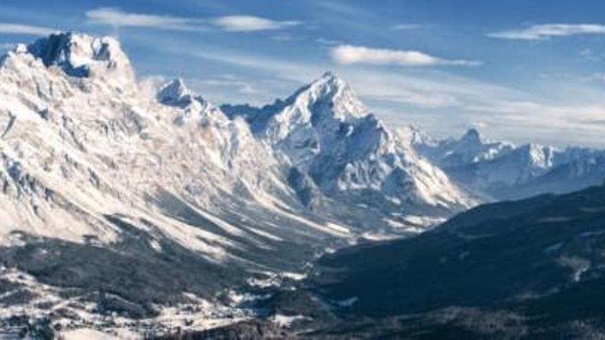 Un turista borratxo escala fins a un refugi dels Alps buscant el seu hotel