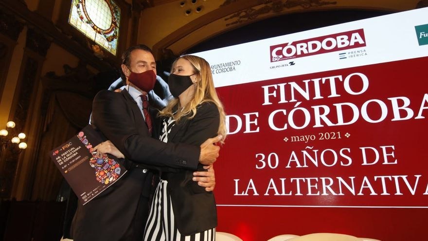 "Finito de Córdoba: ""Me responsabiliza llevar el nombre de Córdoba, pero lo hago muy orgulloso"""