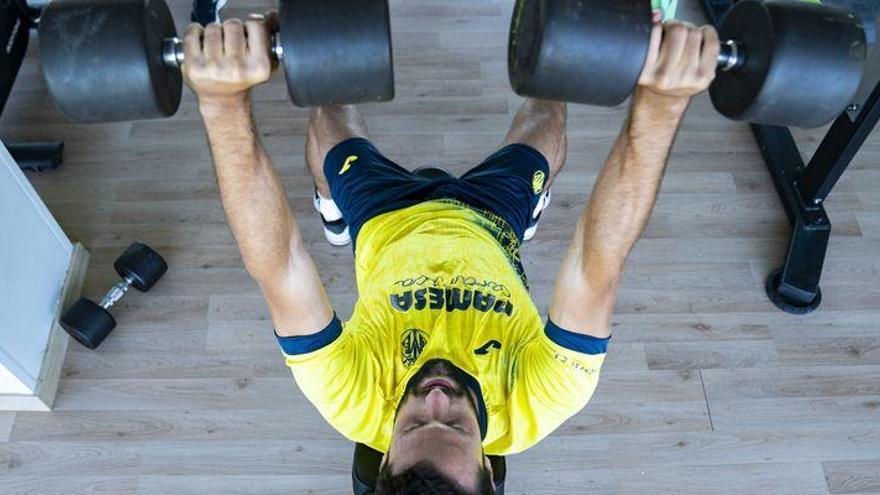 """Pedraza: """"El respeto a los rivales es la clave para que el Villarreal esté en cuartos"""""""