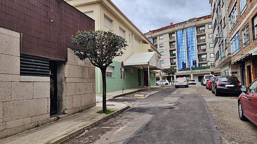 La calle de la Escuela Infantil de Ponteareas también será peatonal