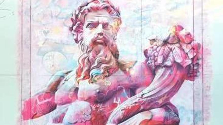 El Zeus Olímpico de la Politècnica