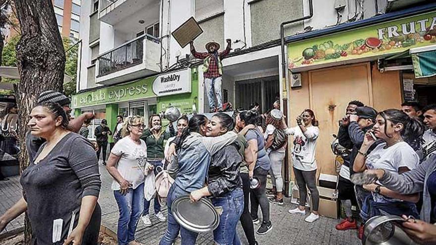 La Audiencia rechaza que carecer de techo justifique okupar una vivienda