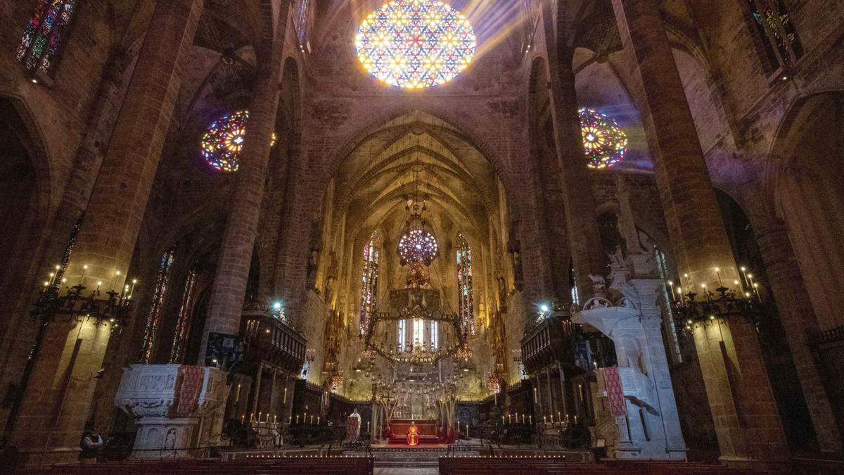 La Catedral de Mallorca.