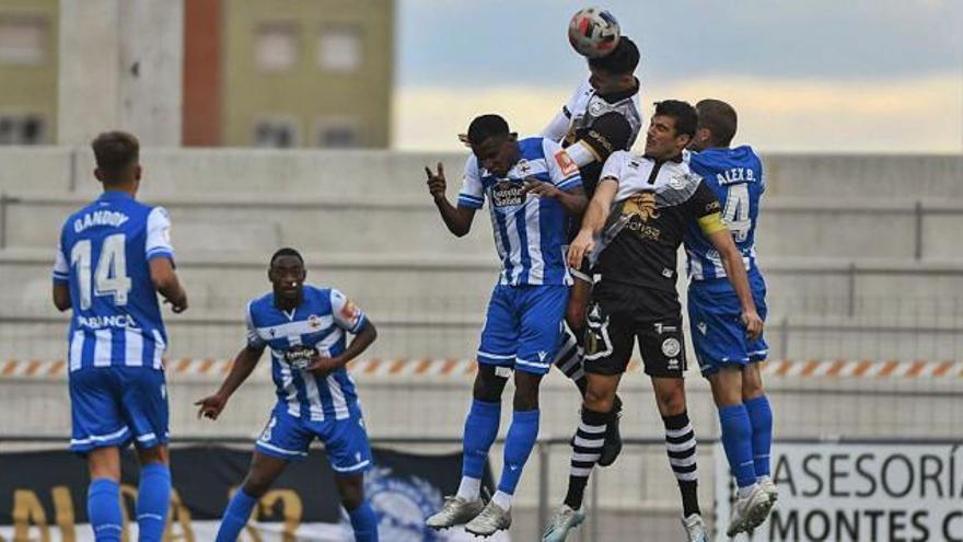 El Dépor gana fiabilidad en Salamanca y vence a Unionistas (0-1)