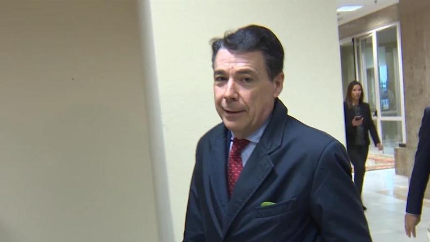 El fiscal pide cuatro años de cárcel para Ignacio González
