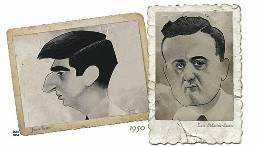 Luis Martín-Santos y Juan Benet: los inicios