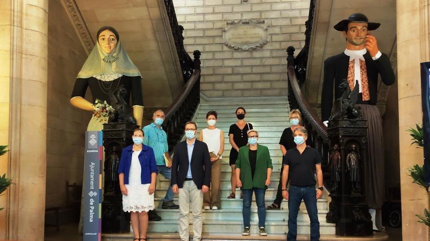 Palma refuerza los servicios de acogida y atención a víctimas de violencia machista