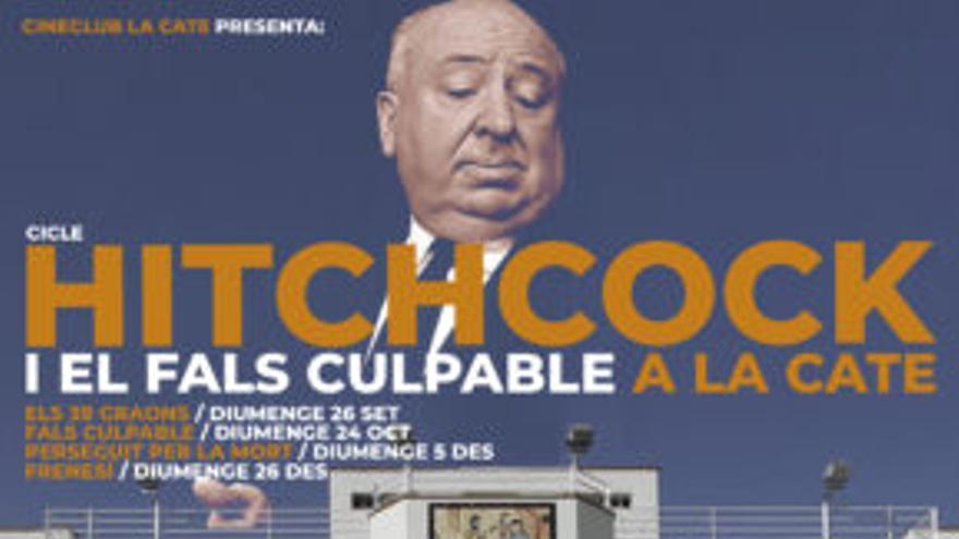 El Cineclub Figueres de La Cate arrenca amb un clàssic d'Alfred Hitchcock