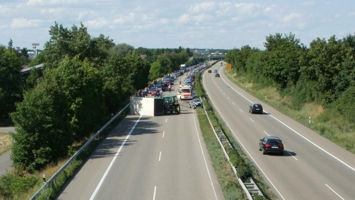 Disminuye la mortalidad en  accidentes de tráfico en Europa