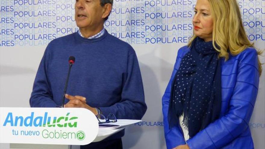 """El PP destaca las """"contradicciones"""""""