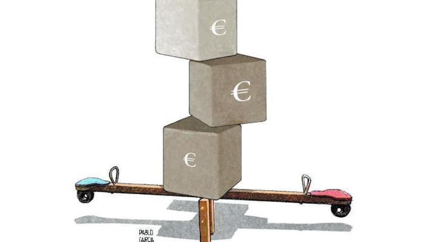 El precio de los Presupuestos
