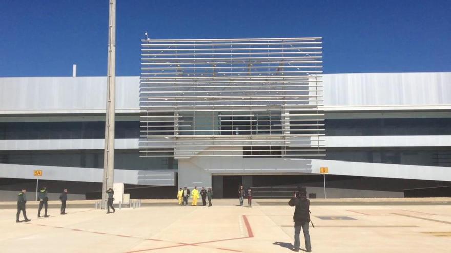 TSJ niega a la concesionaria del aeropuerto los 518 millones que pedía a la Comunidad