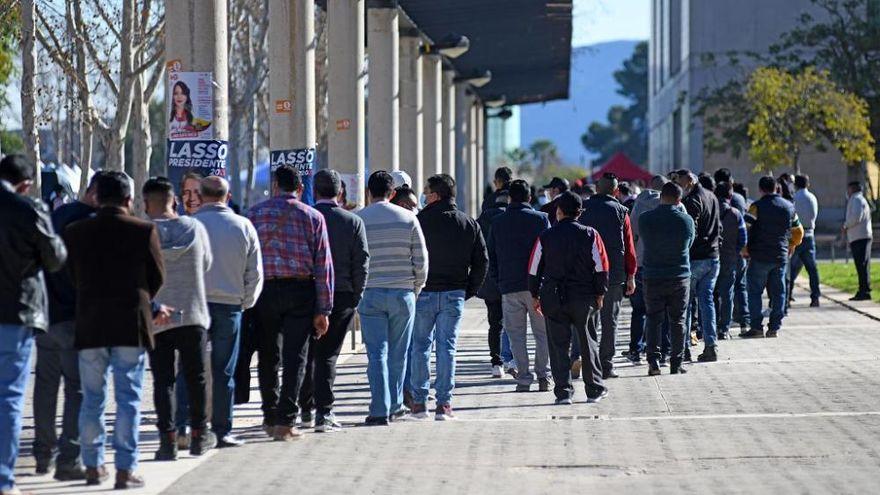 La Región contará mañana con 4 puntos para que los ecuatorianos puedan votar en la segunda vuelta