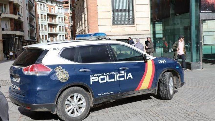 Detenidos cuatro menores en Teruel por violar en grupo a una chica