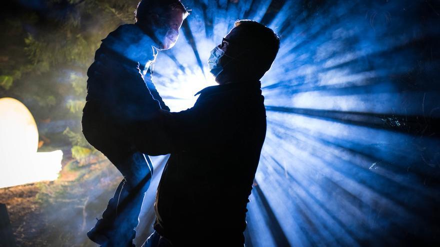 Espectáculo de luz y sonido para redescubrir el Palmetum