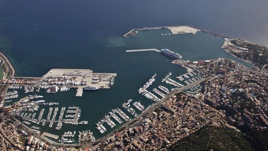 El puerto de Palma se prepara para el futuro