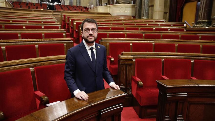 Perfil: Pere Aragonès, l'hereu de Junqueras que retorna a ERC el timó del Govern