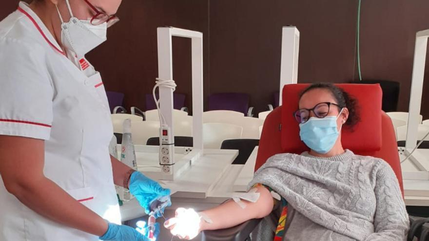Hemodonación se desplegará la próxima semana para facilitar la donación de sangre