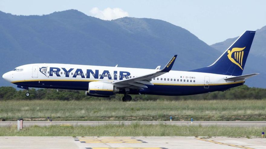 L'Audiència Nacional anul·la l'ERTO als treballadors readmesos de Ryanair a Girona i Canàries