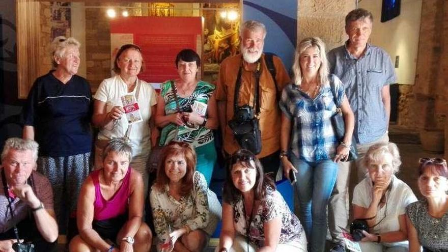 Historiadores de Praga visitan el Centro de los Beatos de Tábara