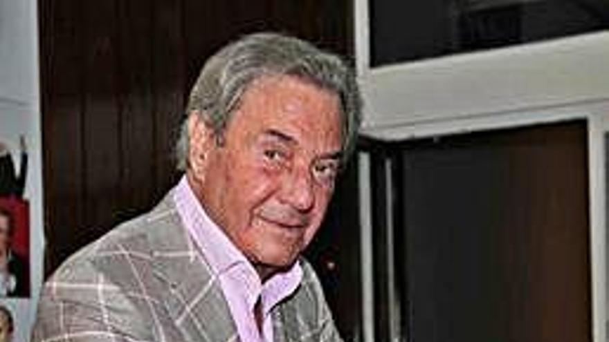 Gijón dedicará un espacio público al actor Arturo Fernández, fallecido en julio