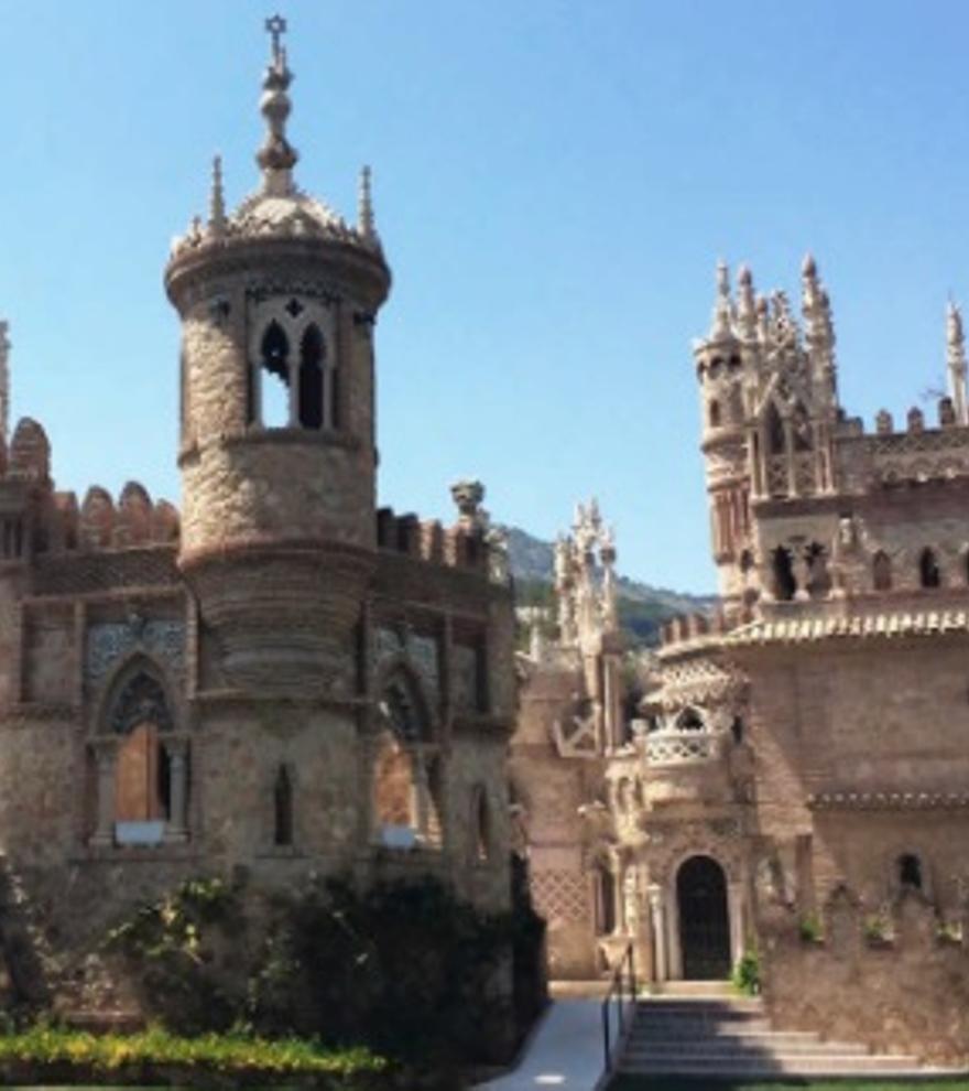 El Castillo de Colomares de Benalmádena