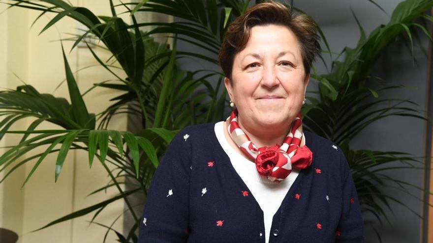 Pilar Farjas prevé que se flexibilice  la movilidad en A Coruña