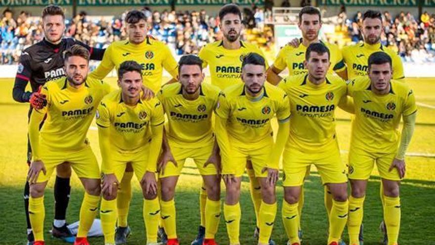 El Villarreal B sería el  líder en una Liga de filiales