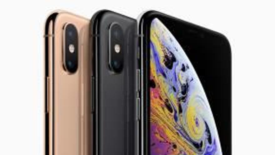 Los iPhone XS y XS Max tendrán protección especial ante líquidos