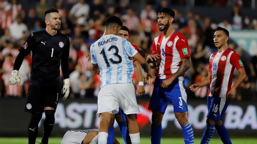 Alderete pone el cerrojo ante la Argentina de Messi