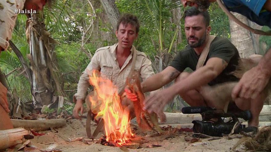 Un grave contratiempo amenaza la supervivencia en 'La Isla'