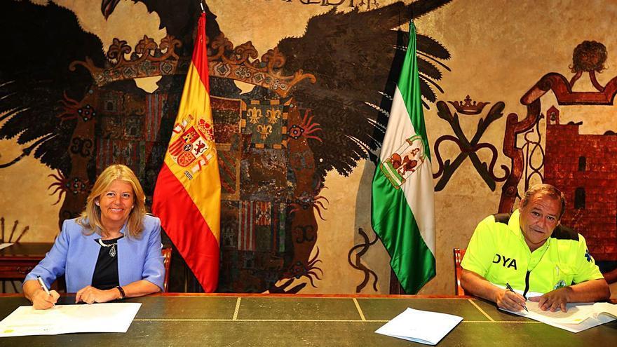 El Ayuntamiento de Marbella sólo usó el 15% de la ayuda de alimentos en plena crisis