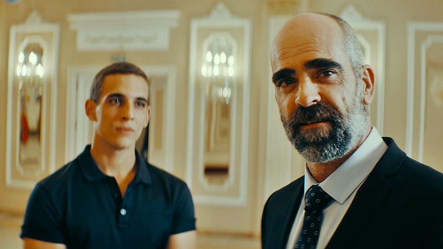 """Luis Tosar: """"Nos acostumbramos a un cine foráneo que nos cuenta milongas"""""""
