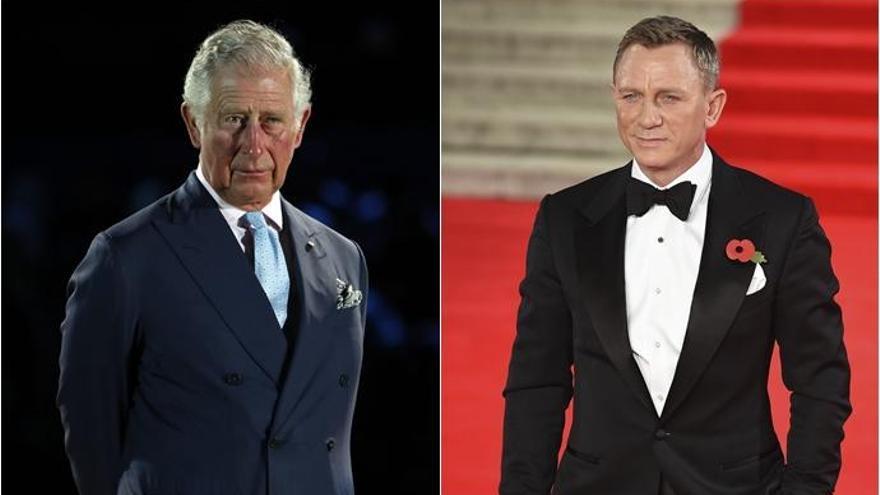 El príncipe Carlos negocia su aparición en 'Bond 25'