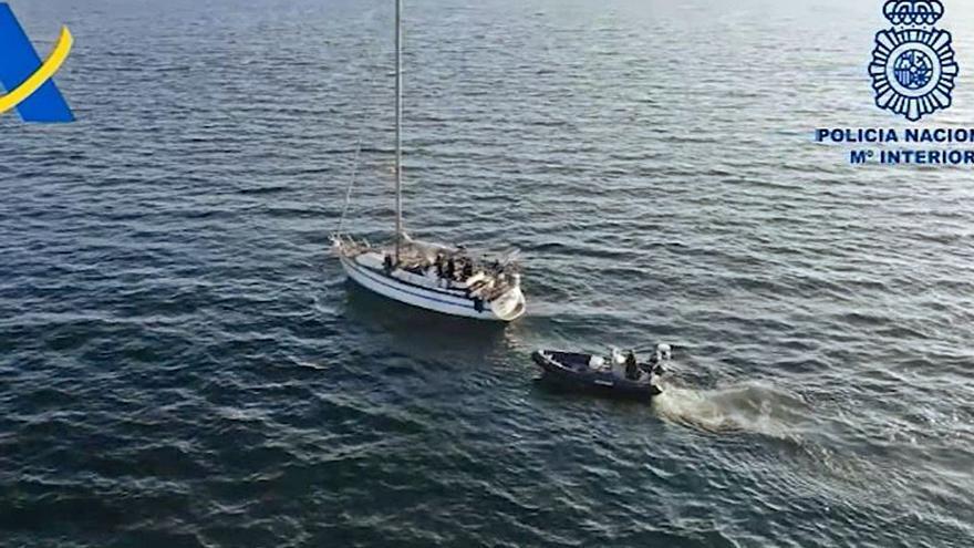 El alijo del Goldwasser constata la alianza entre los grandes narcos de la coca de Galicia y la Costa del Sol
