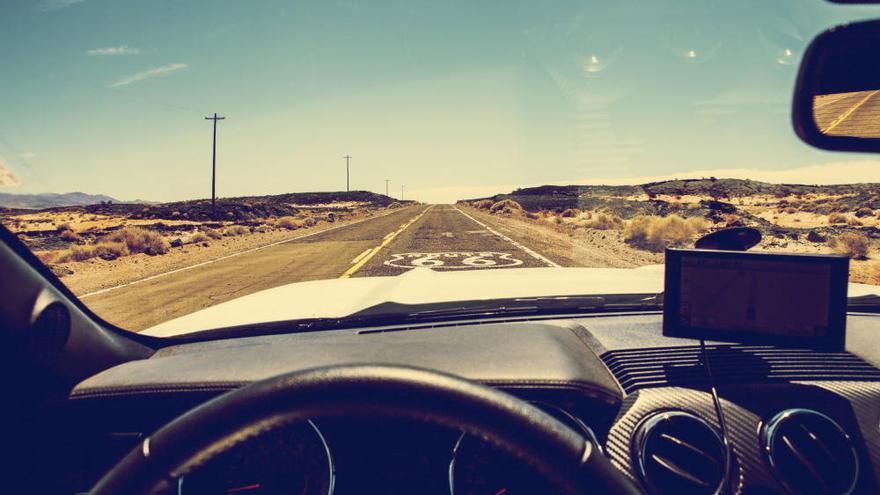Llega el GPS que ubica en el carril correcto al conductor