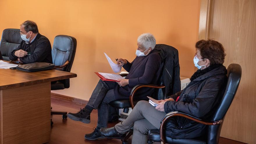 El PSOE de Bermillo pide a la Alcaldía el expediente administrativo sobre el parque eólico