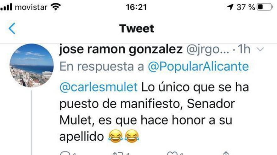Compromís pide eliminar el nombre de la calle del Franco y el Ayuntamiento lo rechaza porque se refiere a la moneda