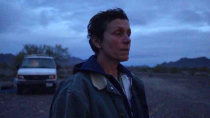 'Nomadland': la vida en una furgoneta