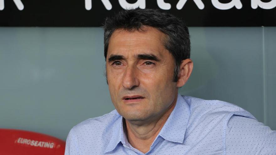 """Valverde: """"Tuvimos la posesión, pero pocas ocasiones"""""""