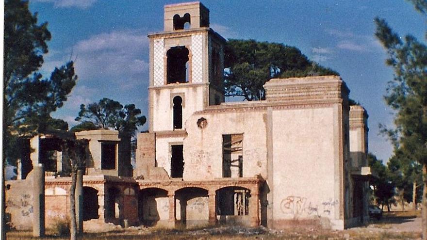El patrimonio perdido de San Vicente