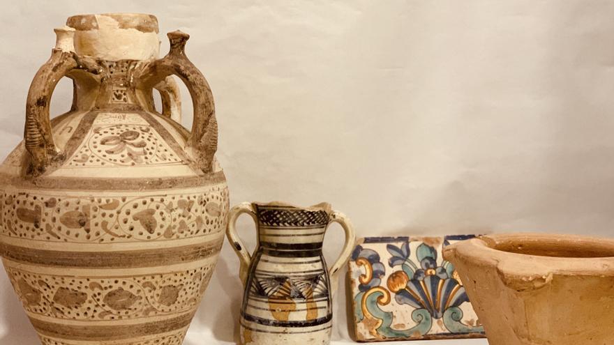 Paterna incorpora 200 valiosas piezas a los fondos del Museo Municipal de Cerámica