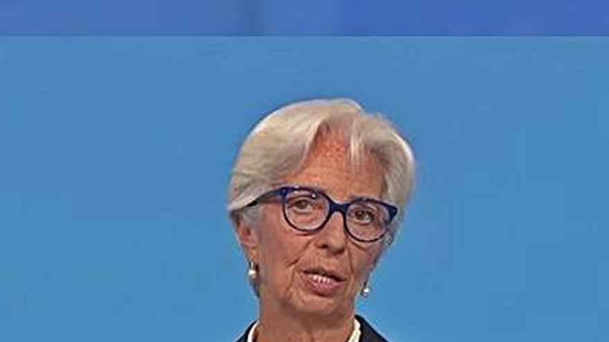 El BCE eleva al 2% el objetivo de inflación para ganar margen de actuación