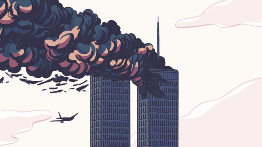 'El día que cambió el mundo': un cómic recuerda los atentados del 11S