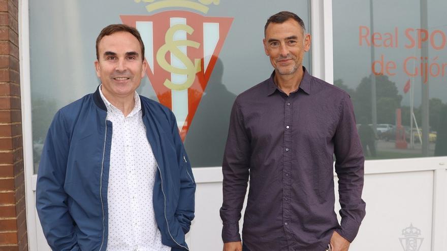 Torrecilla quiere ampliar la secretaría técnica del Real Zaragoza