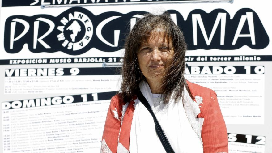 Claudia Piñeiro gana el premio Dashiell Hammett de la Semana Negra de Gijón