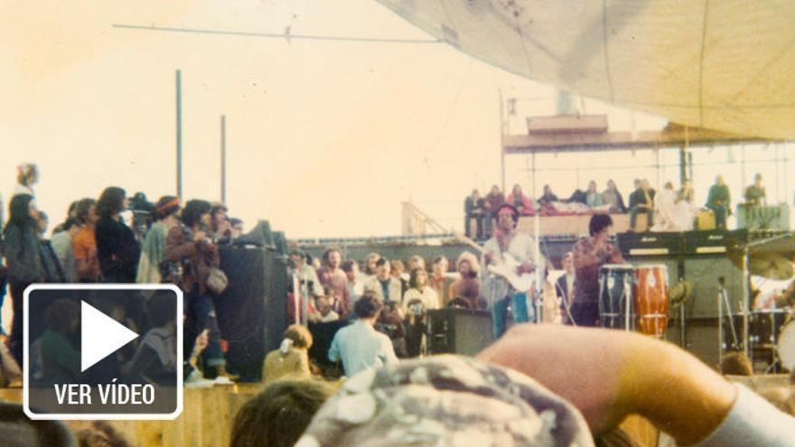 Cinco canciones que hicieron historia en Woodstock