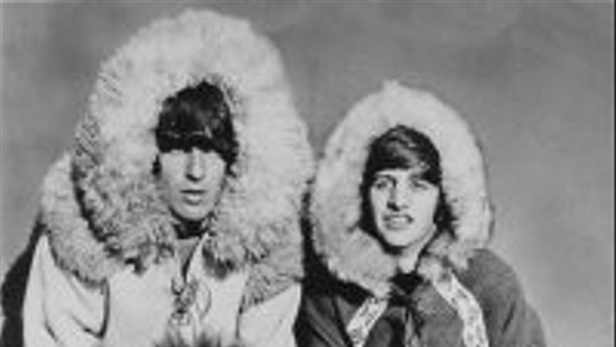 Exposición: The Beatles vs. The Rolling Stones