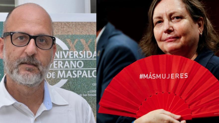 Denuncian por agresión al periodista Luis Roca Arencibia y a la productora Marta de Santa Ana
